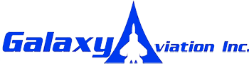 Galaxy Aviation Inc. Logo